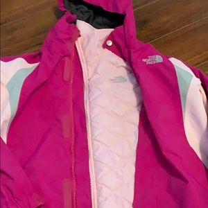 The North Face 3-in-1 Ski Jacket